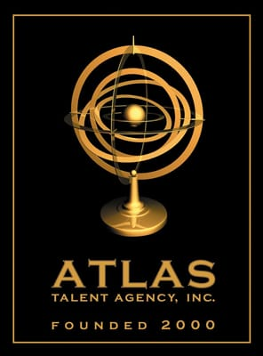 Atlas Talent Agency Logo