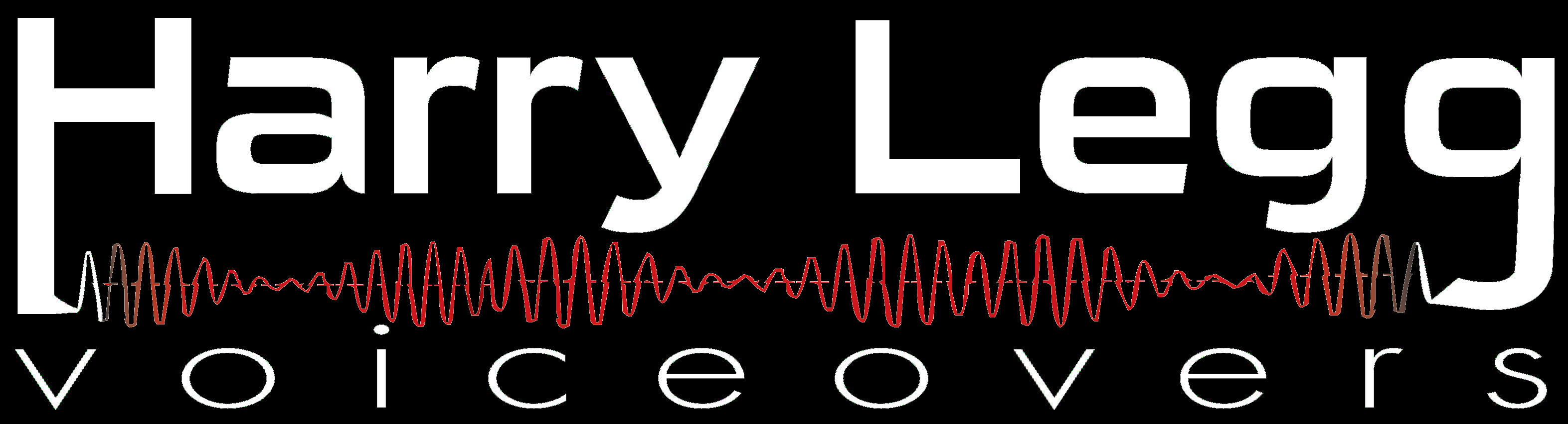 Harry Legg Voiceovers Logo